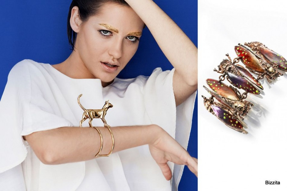 Trend: Cool animal jewelry to brighten up your summer wardrobe!