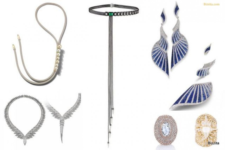 So this is what award-winning jewelry looks like!