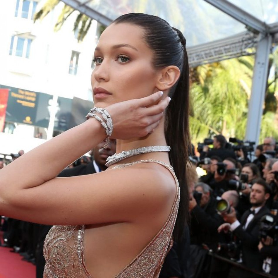 De Grisogono Jewelry at Cannes 2016