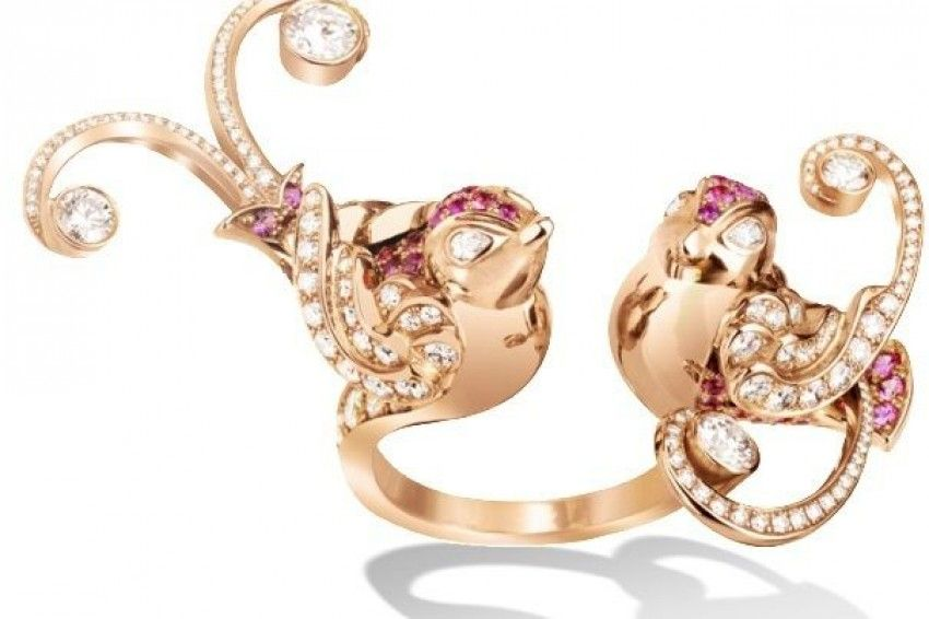 Spring is in the air! Birds by Van Cleef & Arpels