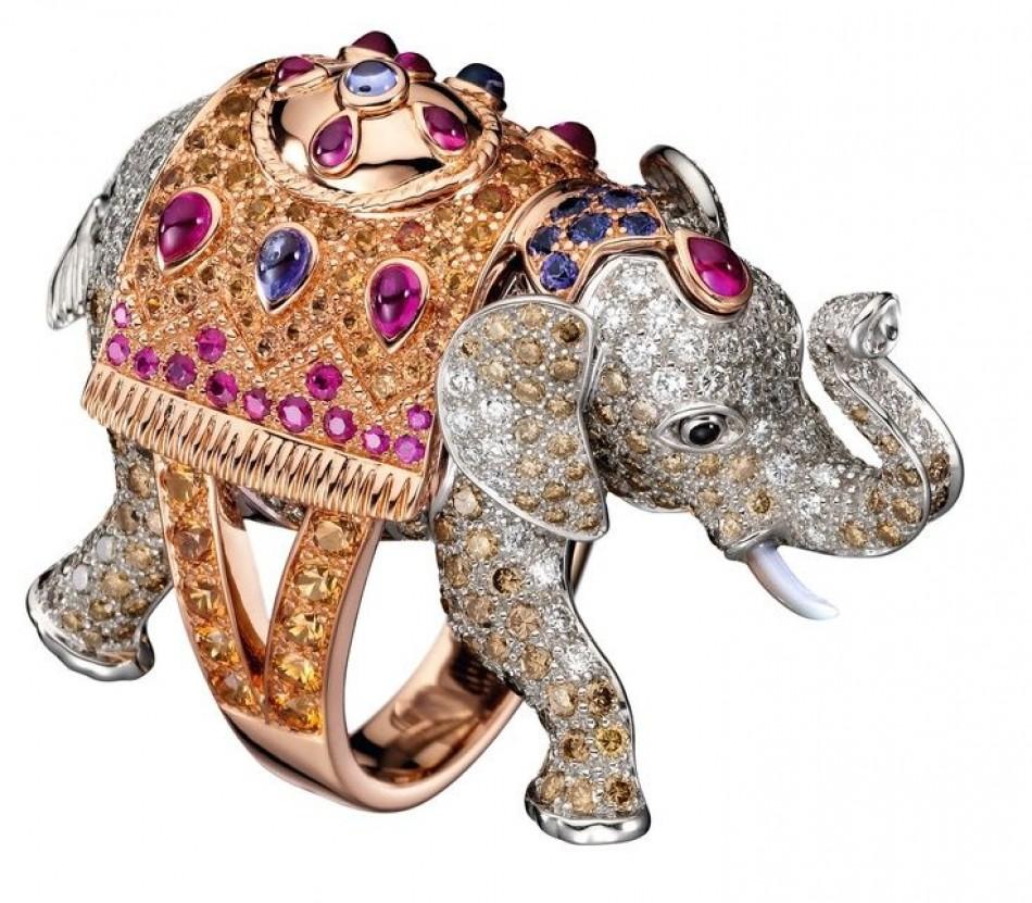 Jewelry with animals, Boucheron