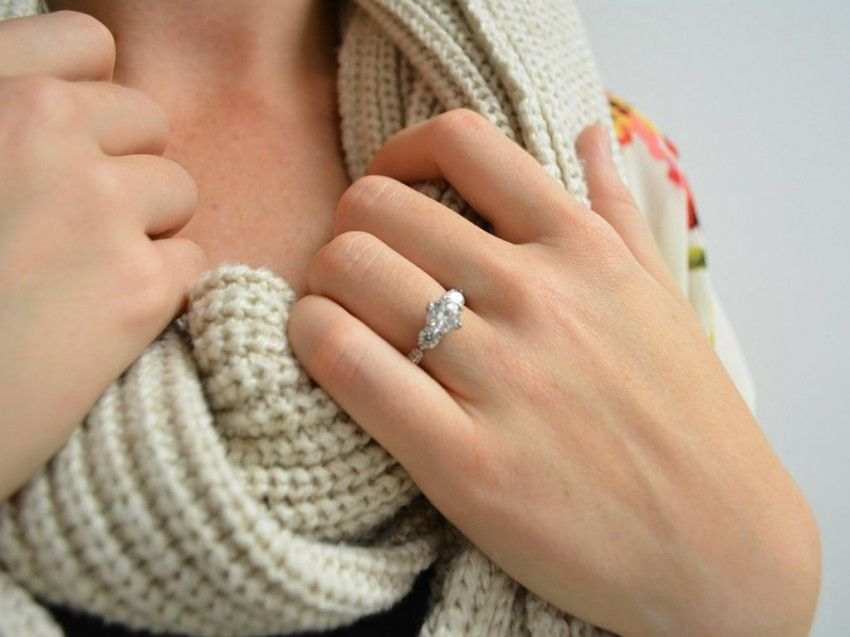 What Your Dream Engagement Ring Says About You