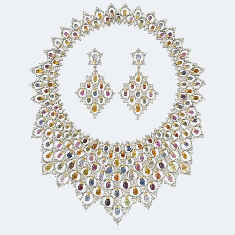 Here is some seriously sparkling jewelry to delight you this season!