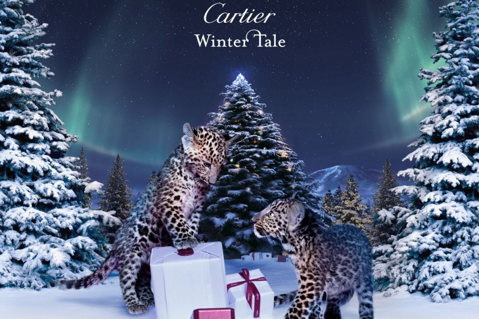 Favorite Christmas jewelry video's: Cartier