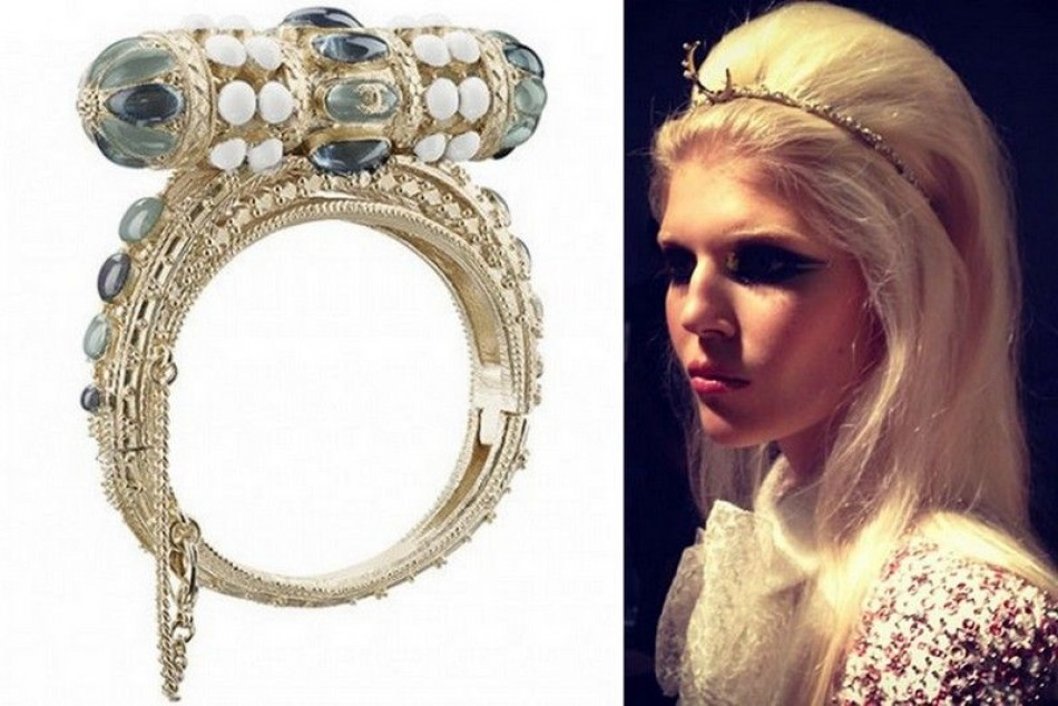 Trend 2015: Chanel Cruise 2015 jewelry and fashion collection