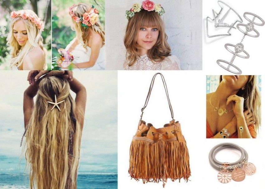 Coachella and the boho chic jewelry style
