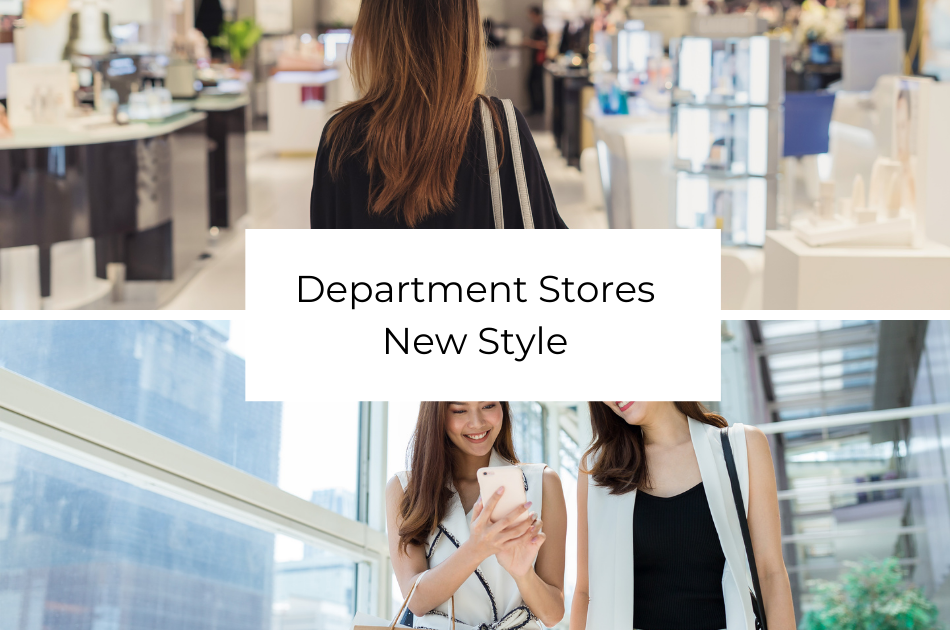 Rethinking department stores. A great opportunity for jewelry brands.