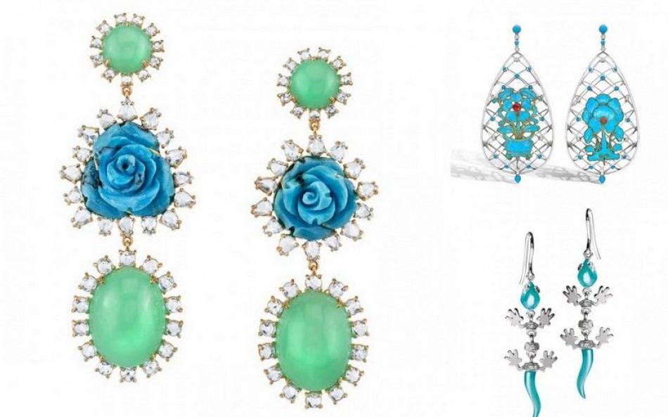 Earrings and fashion
