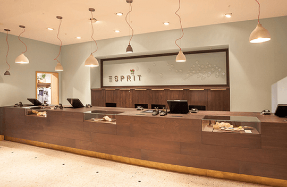 Esprit goes back to its Californian roots