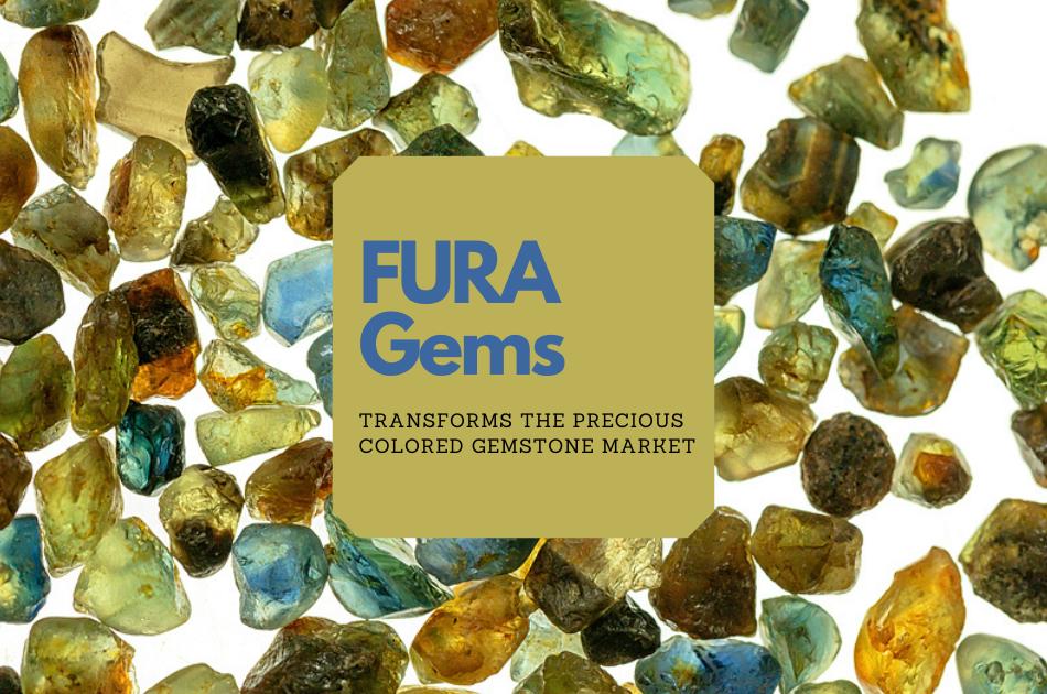 This is how FURA Gems transforms the precious colored gemstone market