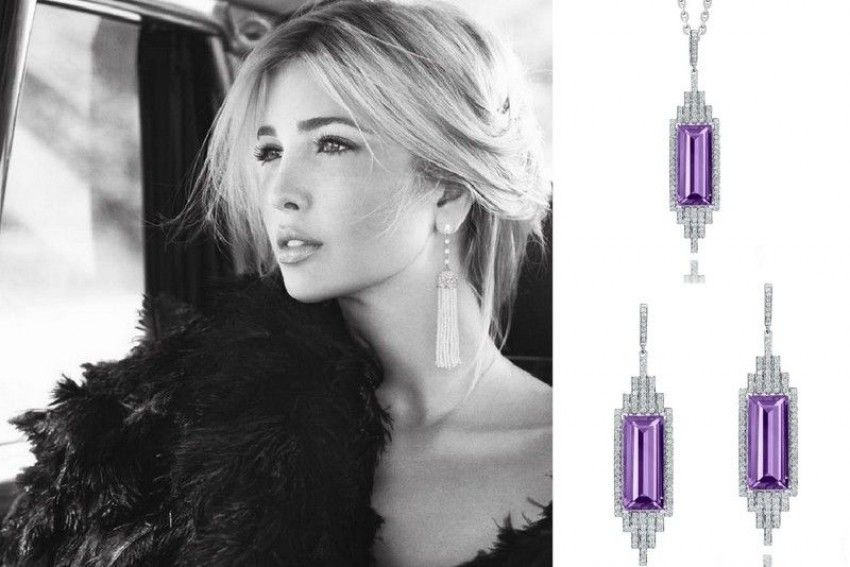 Ivanka Trump jewelry, my favorite pieces!