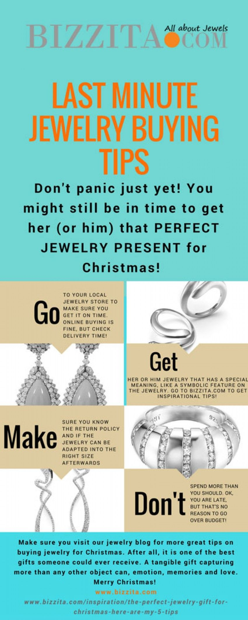 Last minute jewelry buying tips