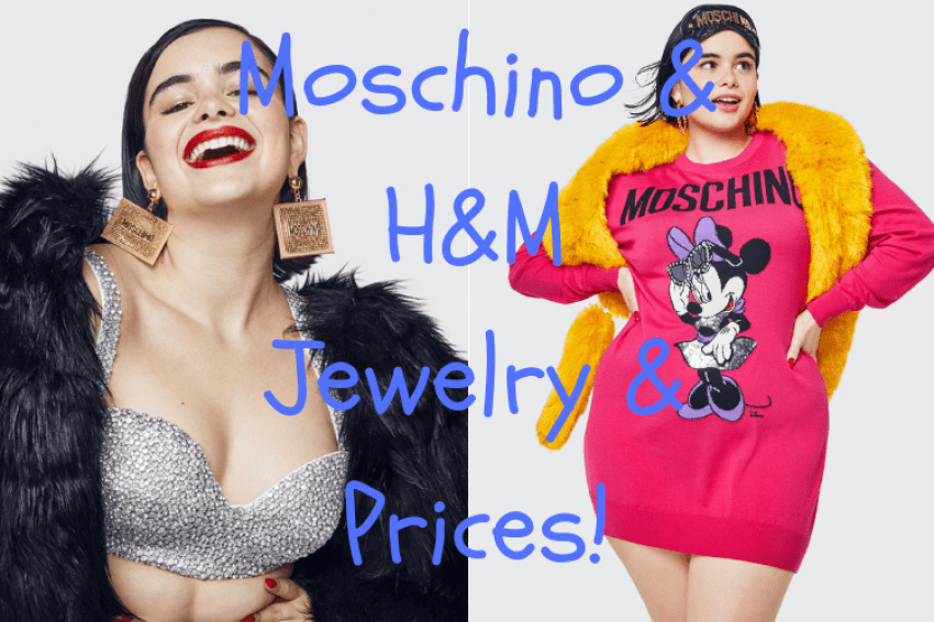 Moschino for H&M; the Jewelry & the Prices!