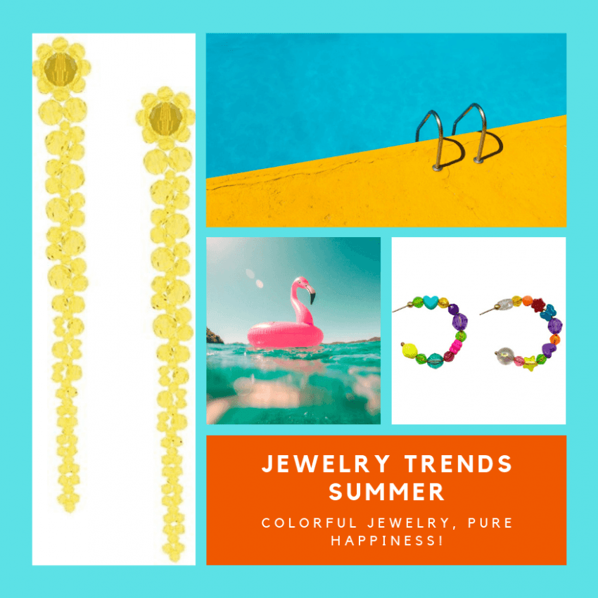 25 affordable colorful summer jewelry pieces that will express your zest for life