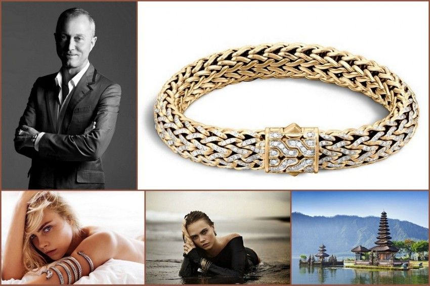 John Hardy, famous jewelry brand from Bali, Celebrates 40th anniversary