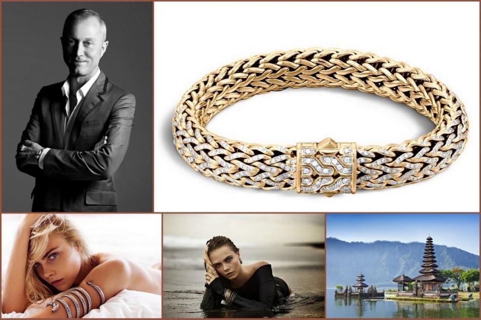 John Hardy, famous jewelry brand from Bali, Celebrates 40th anniversary