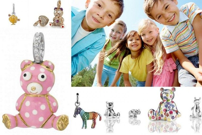 Will you get your children jewelry this Christmas? Get some inspiration here!