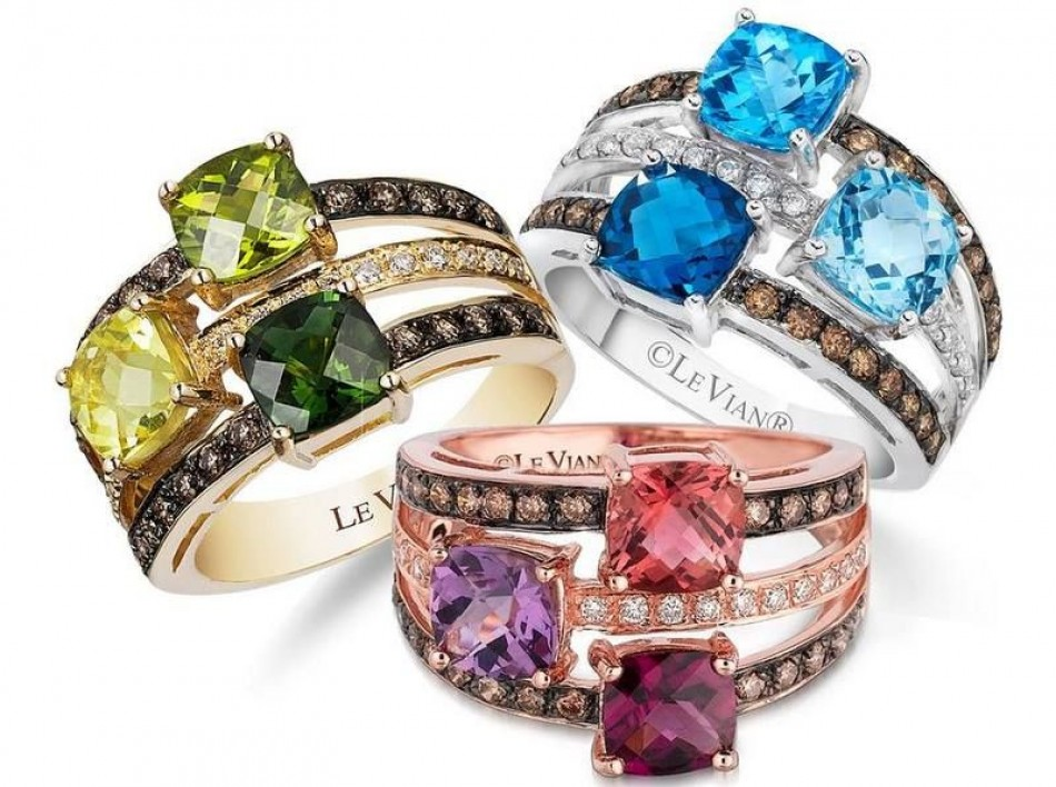 LeVian jewelry is out to conquer the world!