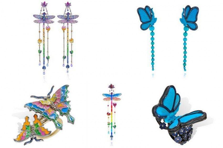 Trend 2017: Butterfly jewelry!