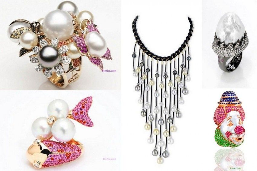 Mario Buzzanca, amazing and fascinating jewelry that you simply must see!