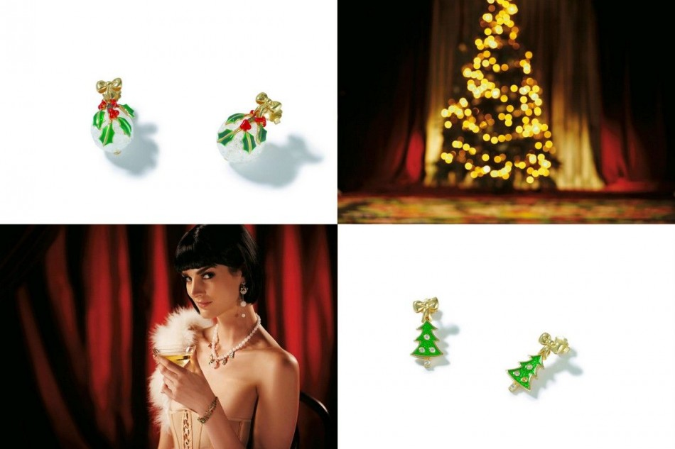 Misis brings you some great Christmas inspiration: affordable Christmas jewelry