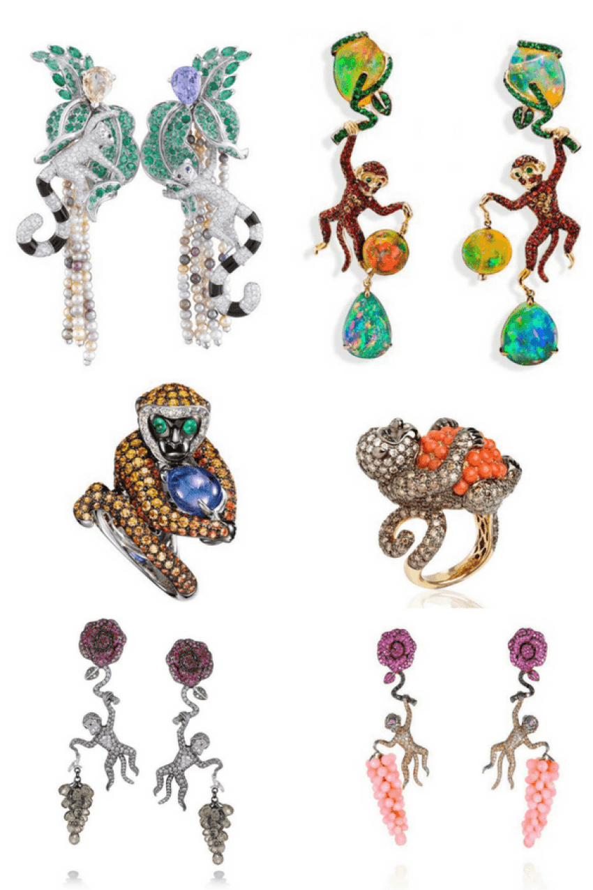 Playful Monkey Jewelry you will LOVE!