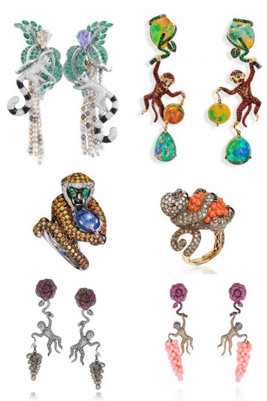 Playful Monkey Jewelry you will LOVE!