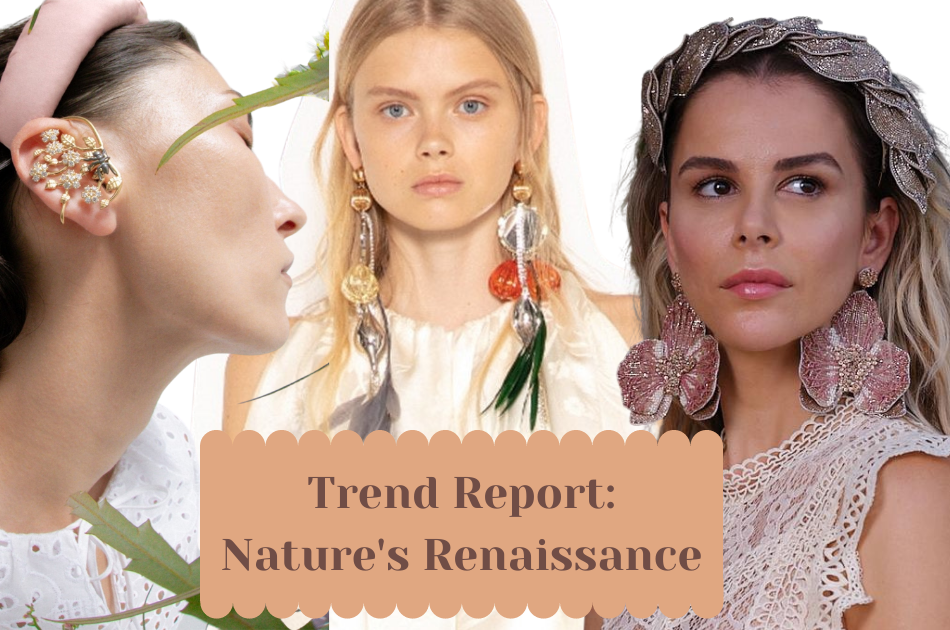 JEWELRY TRENDS: Nature Renaissance