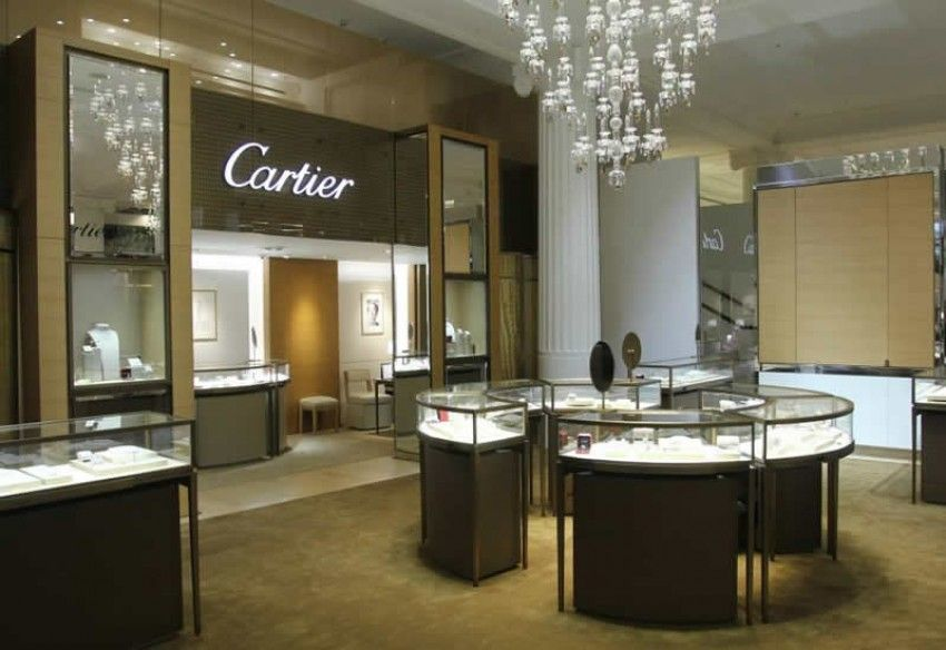 Cartier Opens New Boutique Inside Selfridges, London.