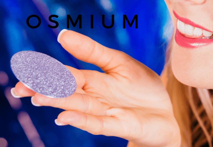 INVESTMENT TIP: OSMIUM!