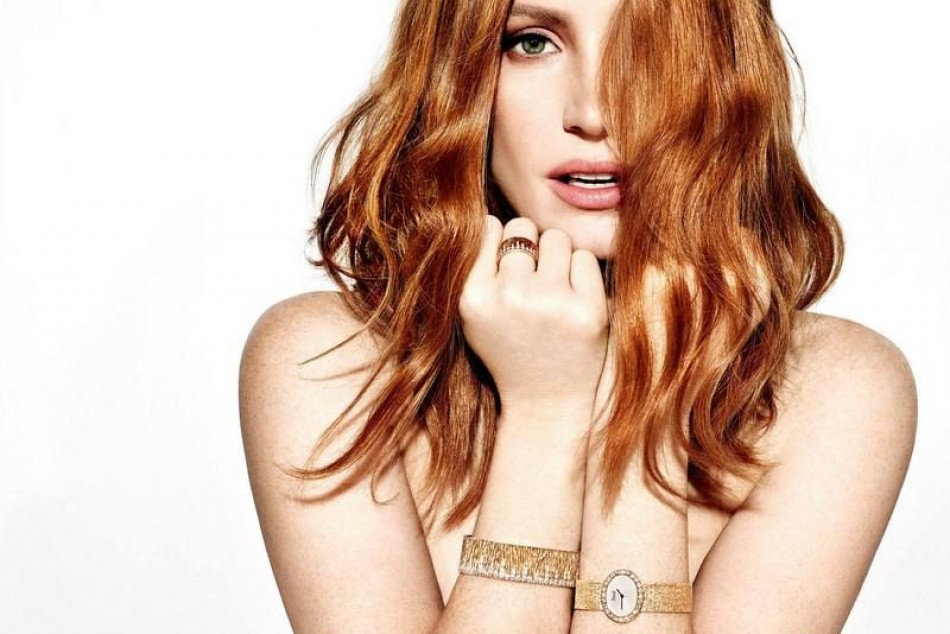Piaget,  Maria Kovadi, Gucci and Louis Vuitton's Pinky Promise!