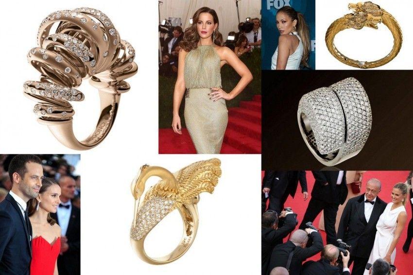 Red Carpet jewelry