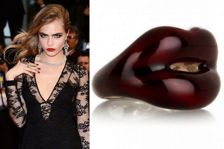 Why red is such a great choice in jewelry