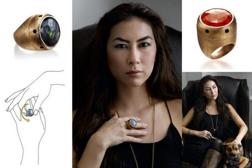 Siren jewelry helps women in dangerous situations