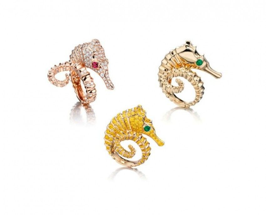Jewelry with Animals, part 1