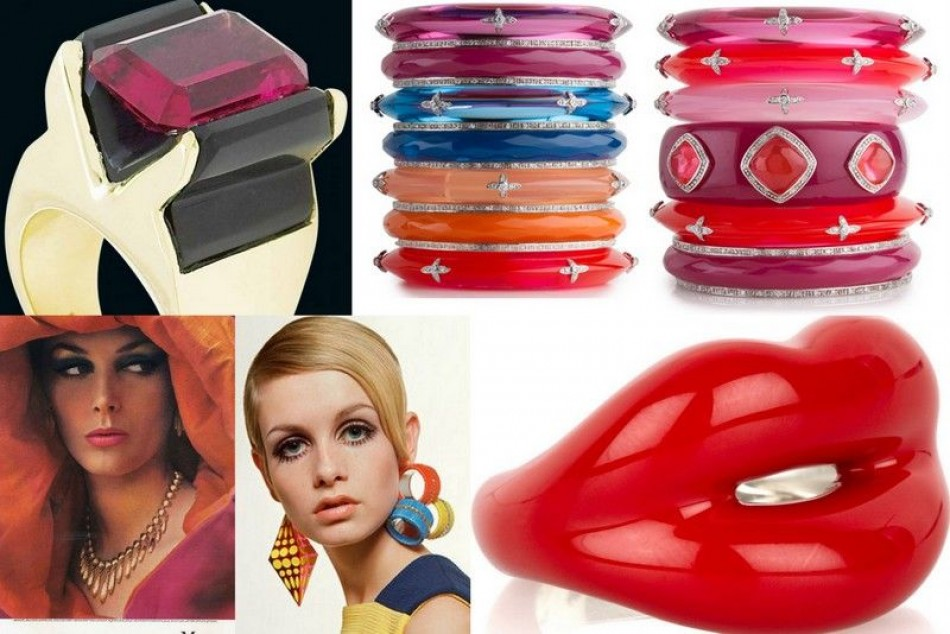 The biggest trends in jewelry for autumn and winter 2014-2015. Part 3.