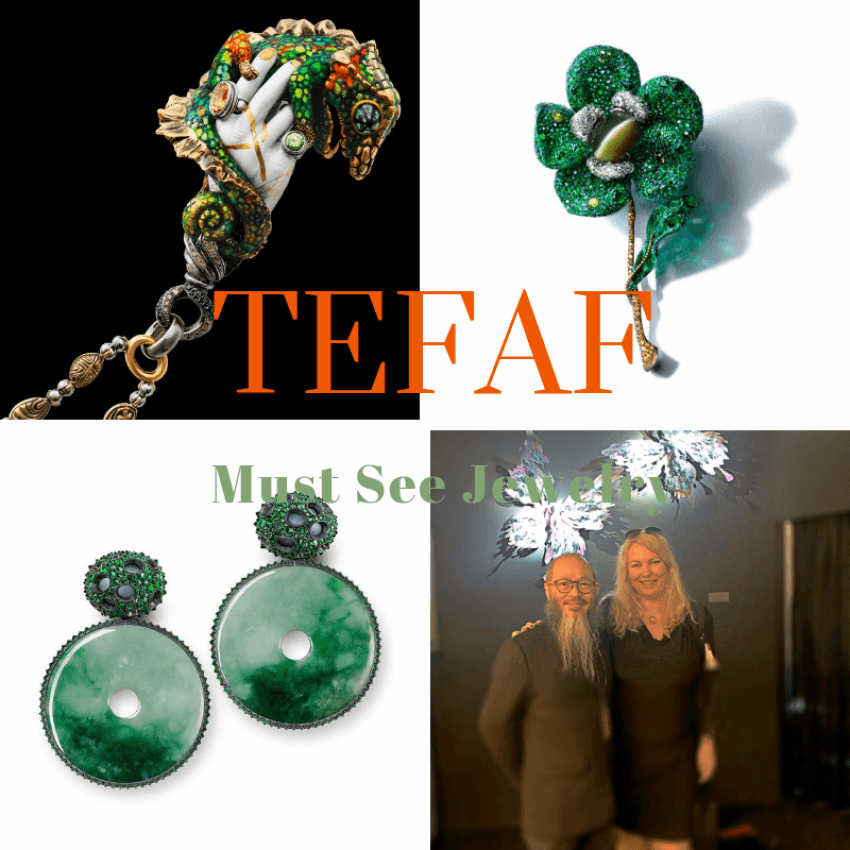 Here is why every jewelry lover should visit the TEFAF!