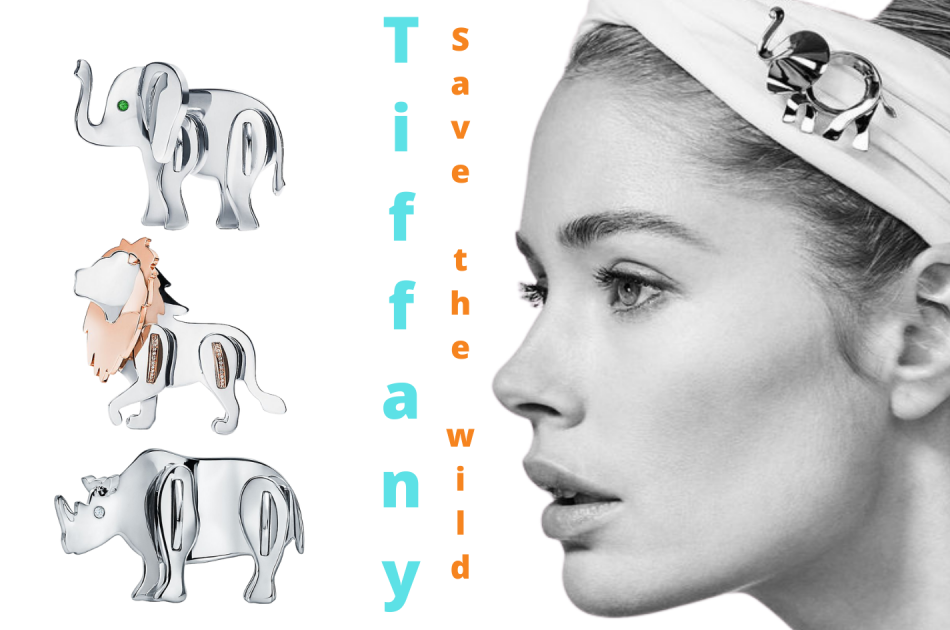 Buying Jewelry and save wildlife too: Tiffany Save the Wild collection offers you both!