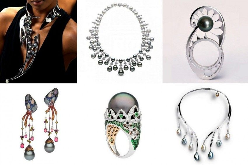 The queen of pearls: Tahitian pearls are amazing!