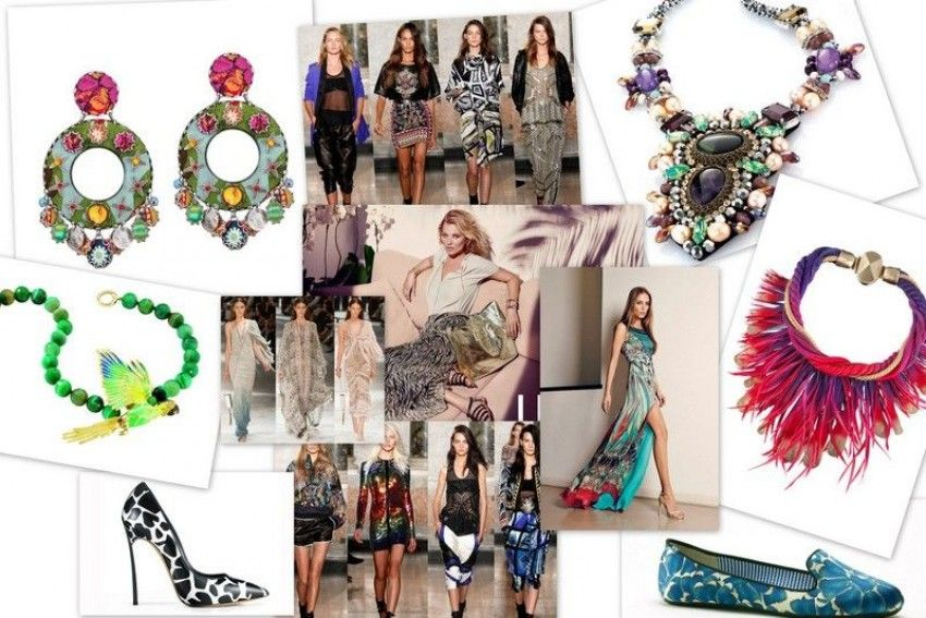 Trends Spring 2014. Nature and Jungle