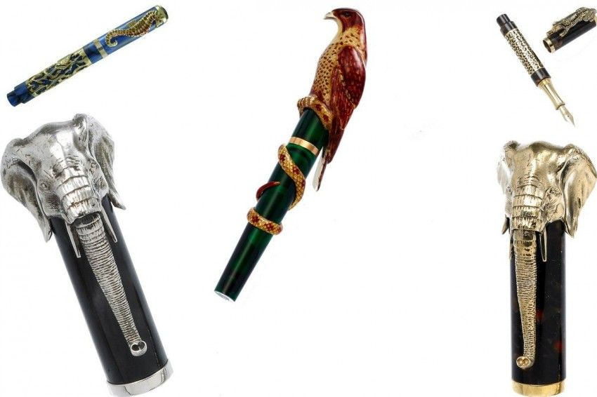 Here are the most beautiful pens in the world! Meet Urso Luxury