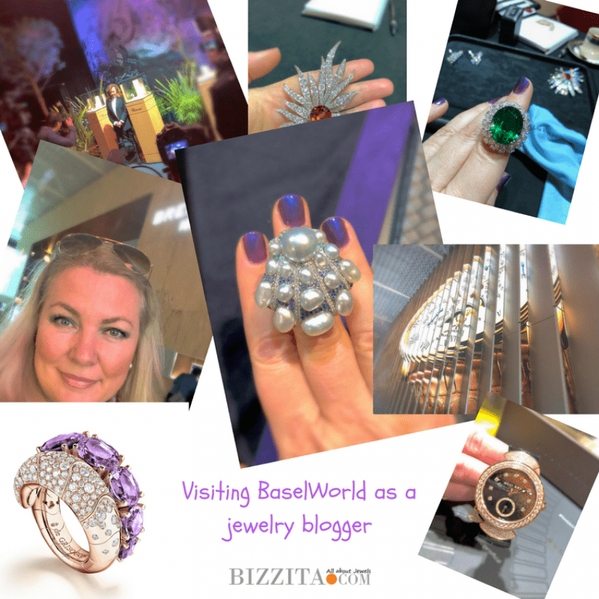 BaselWorld 2018, insights from a jewelry blogger!