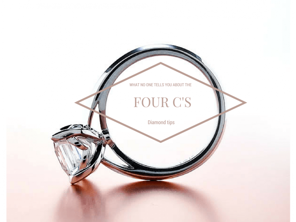 What no one tells you about the Four C's