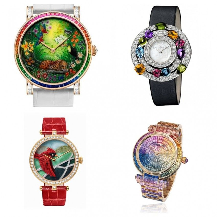 34 jewelry watches to drool over!