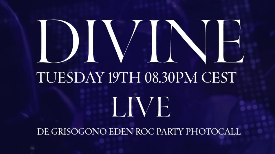 Join us at Cannes tonight at the Eden Roc Party by deGrisogono!