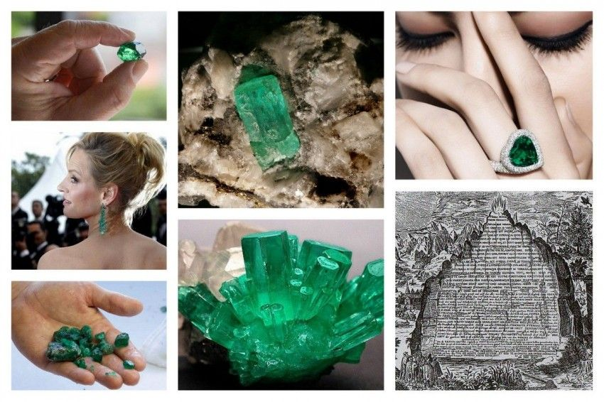 Emerald, 25 facts and reasons why you'll love this green gemstone!