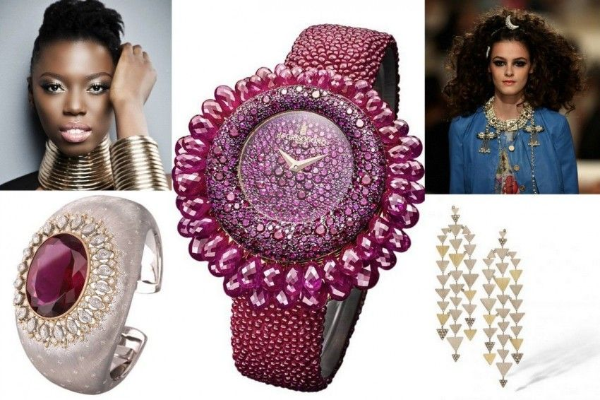 The 4 big jewelry trends in 2015